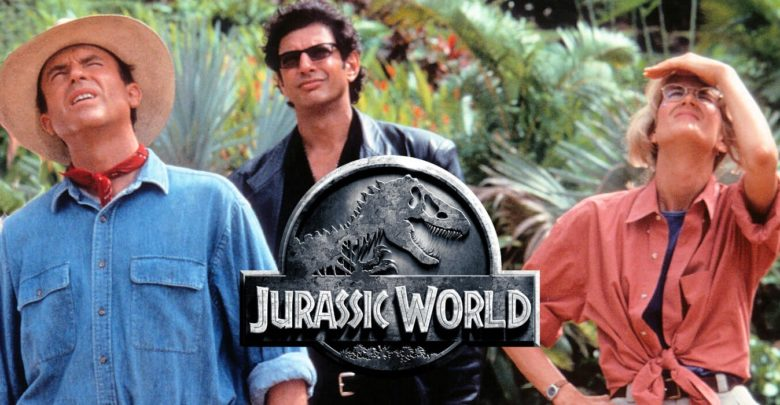 Jurassic World Sam Neill
