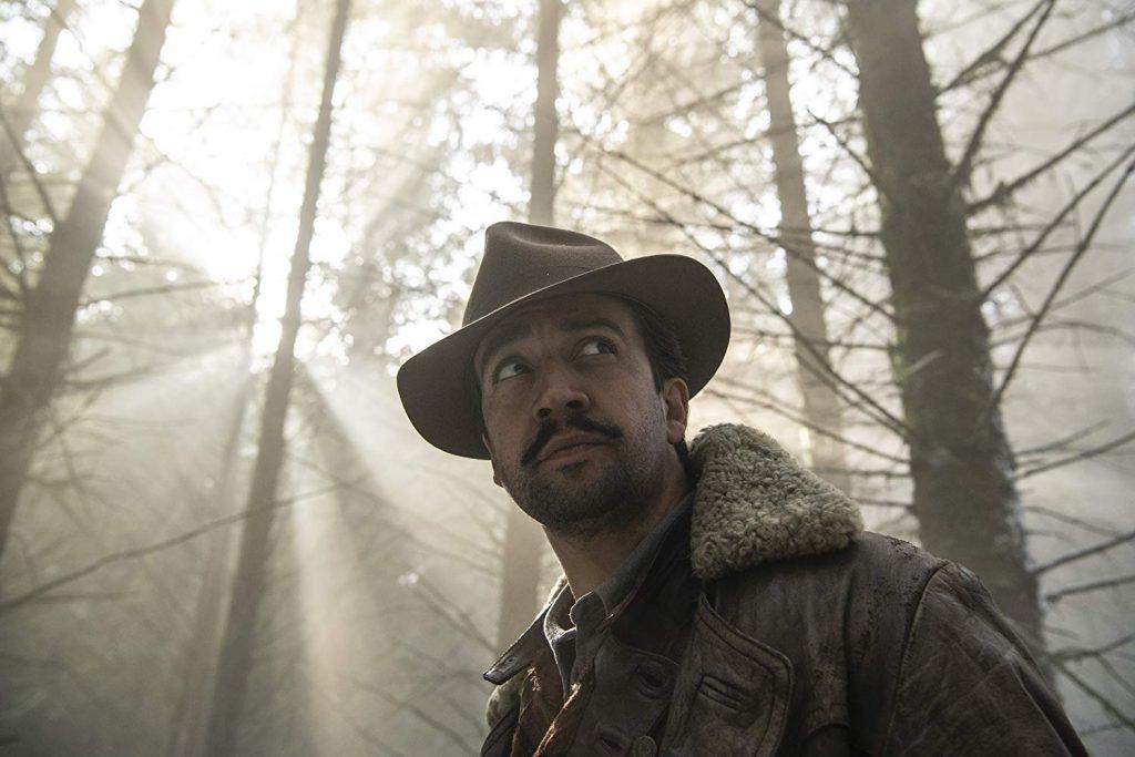 Lin-Manuel Miranda como Lee Scoresby