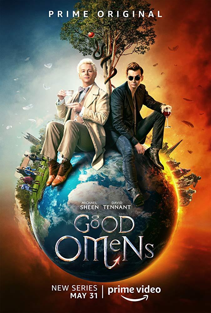 Póster de la serie Good Omens