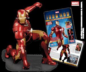 Iron Man Mark III (Altaya)
