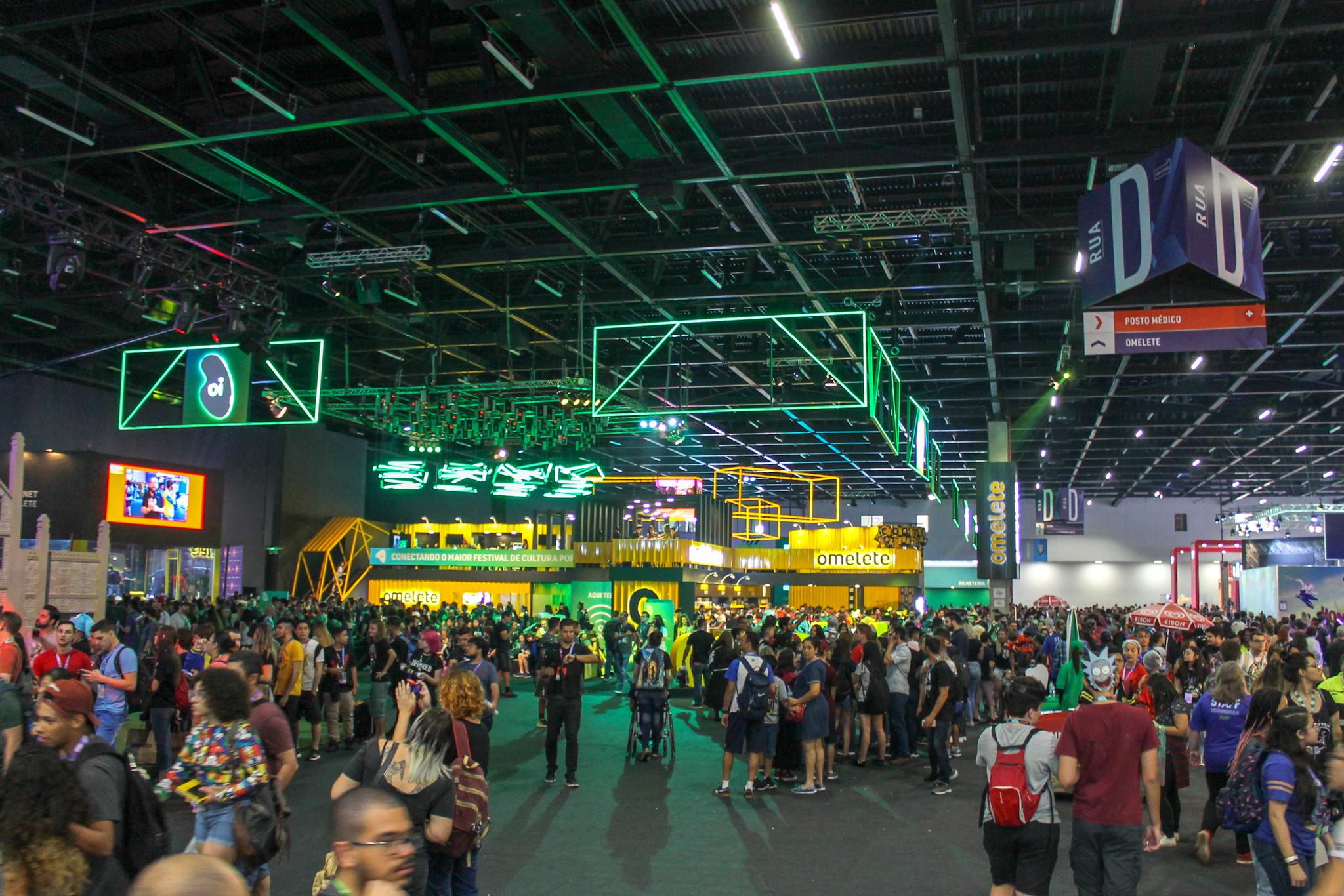 CCXP Expo
