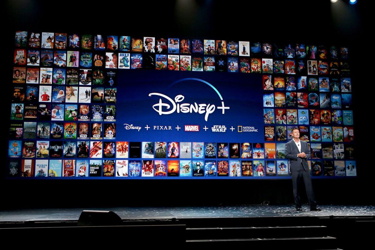 Presentación de Disney Plus