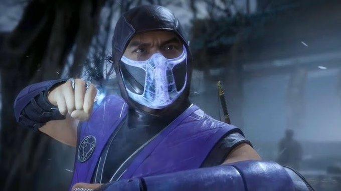 Imagen de Sub-Zero del videojuego Mortal Kombat 11