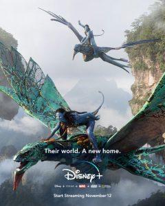Póster de Disney+ de Avatar