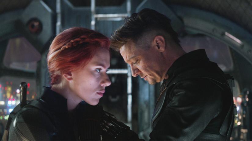 Black Widow moriría