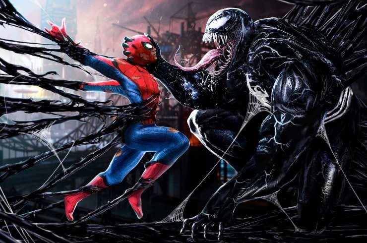 venom spider-man mcu