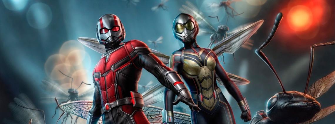 Ant-Man Wasp