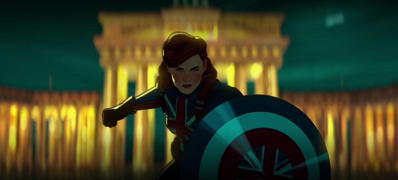 Capitán América What If?