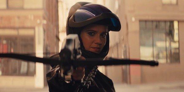 Huntress Black Canary