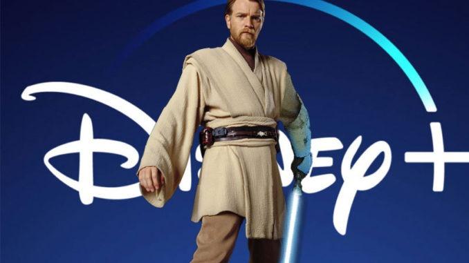 Obi Wan Kenobi rodaje