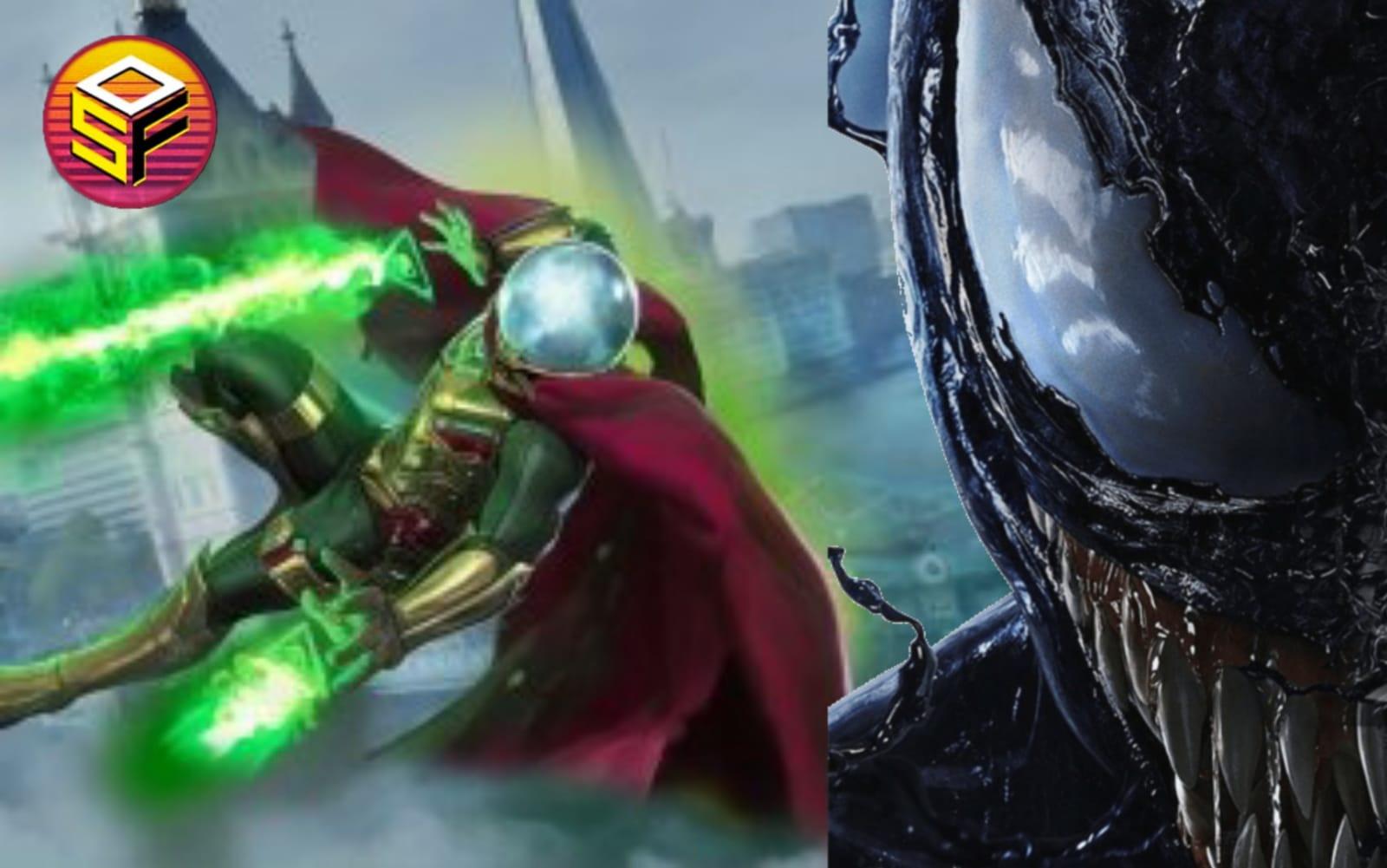 Mysterio en Venom 2