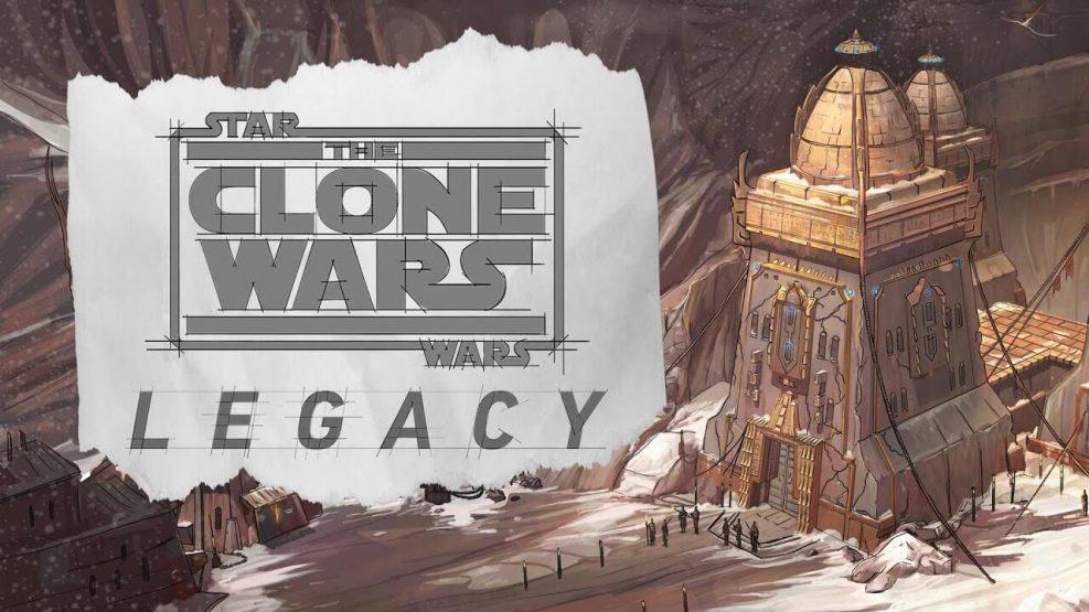 Clone Wars Legacy