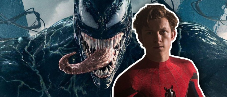 venom tom hardy spider-man 3