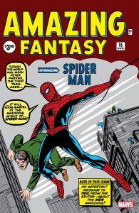 Primera Aparición Spiderman