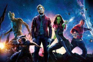 Guardianes de la Galaxia de James Gunn
