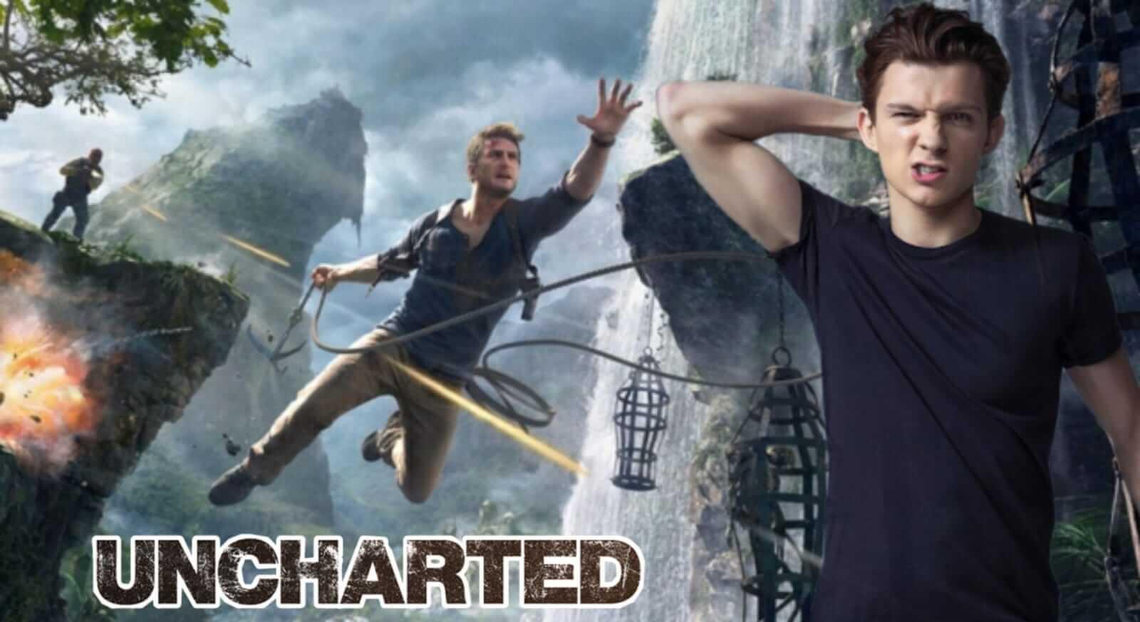 Superficcion/ Tom Holland habla sobre la clave del éxito de Uncharted