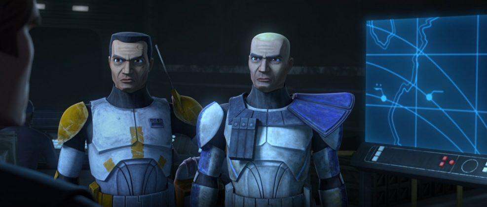 Crítica The clone wars 7x01