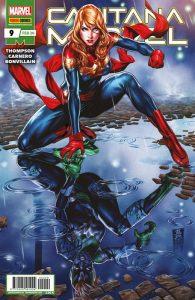 Capitana Marvel #9