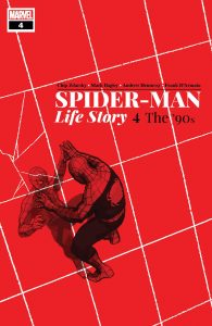 Portada Spiderman Toda Una Vida 4