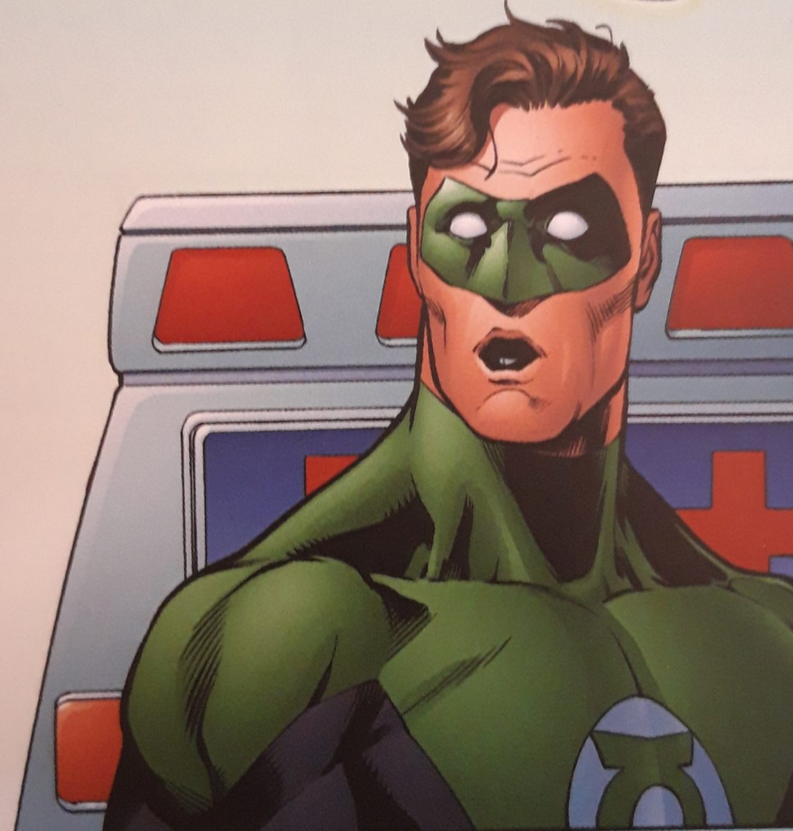Green Lantern Saga vol. 2 Hal Jordan