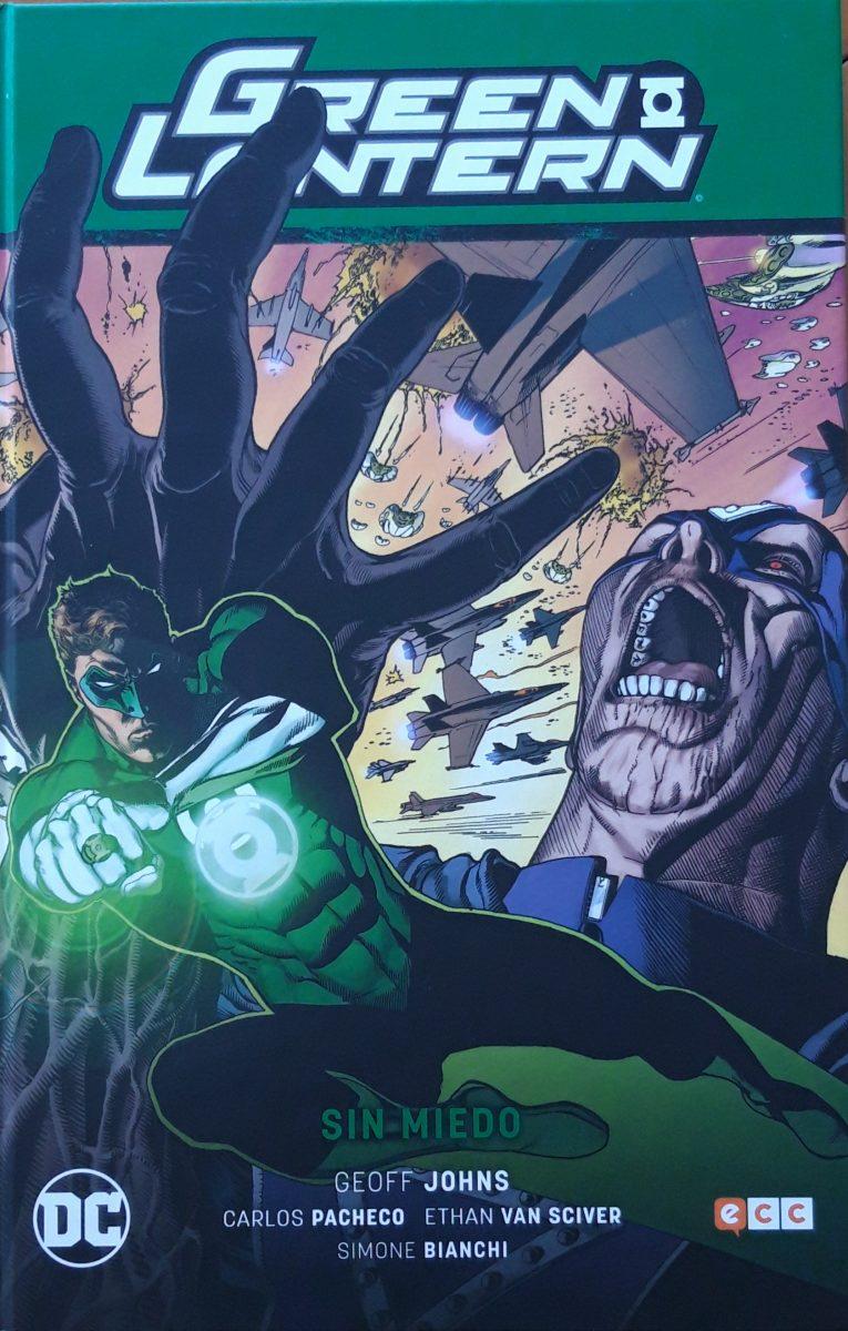 Portada Green Lantern Saga vol.2