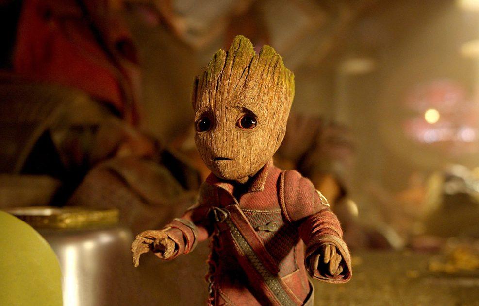 La serie de I am Groot usará un tipo de animación fotorrealista