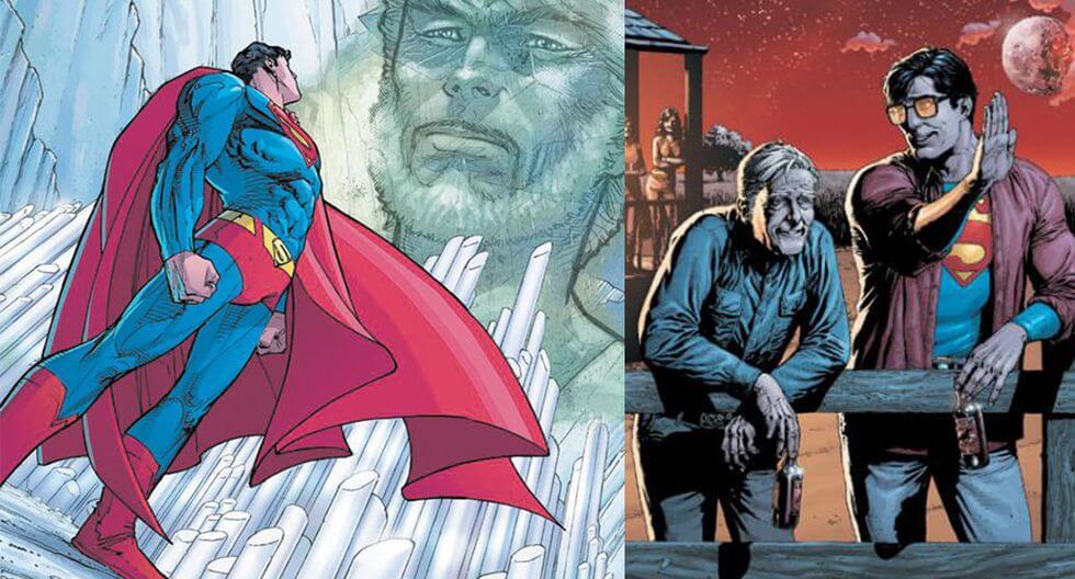 Los padres de Superman