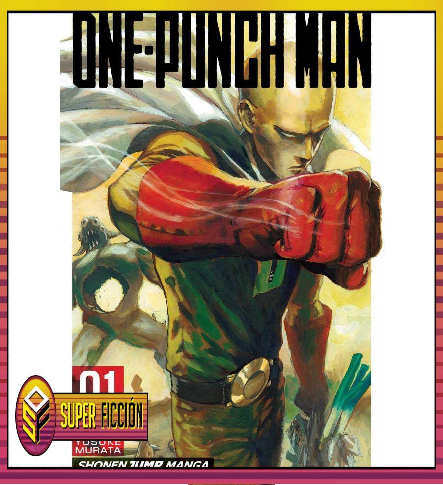 portada one punch-man 1