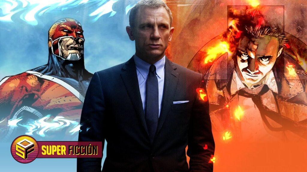 Cuatro papeles de superhéroes para Daniel Craig