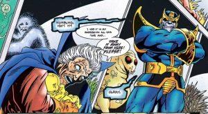 El coleccionista y Thanos