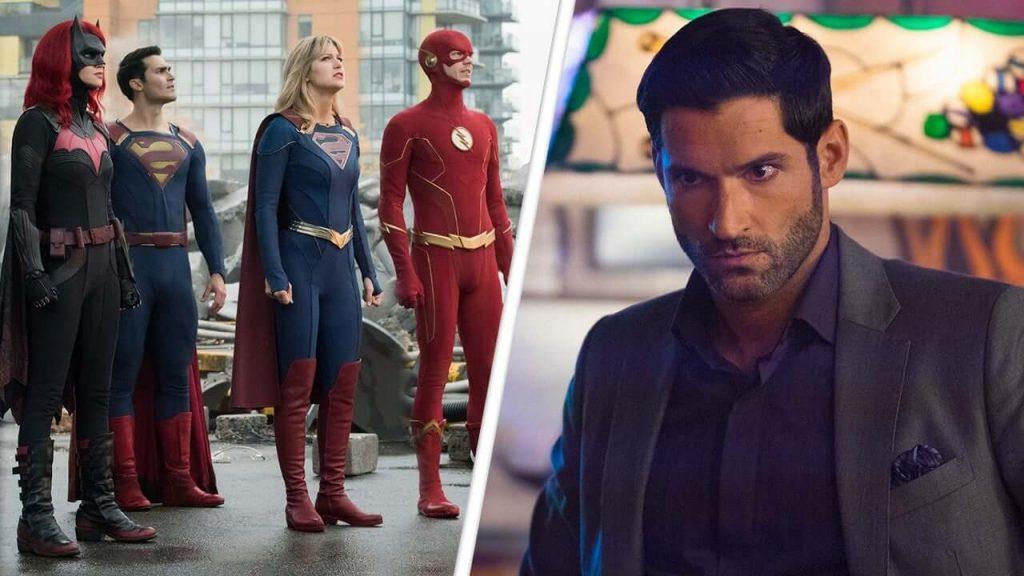 Flash y Lucifer suspenden producción por el Covid-19