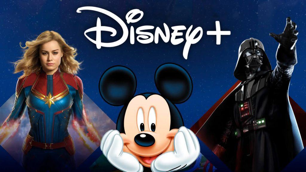24 DE MARZO: Lanzamiento Disney Plus en España