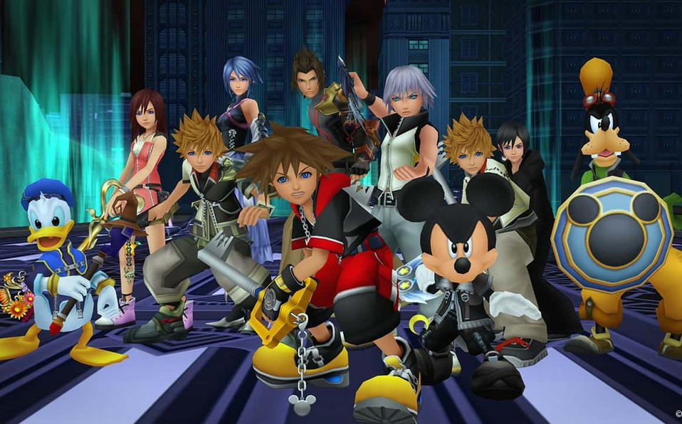 Kingdom Hearts Tetsuya Nomura