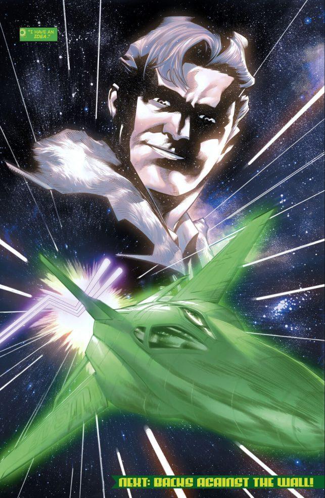 El padre de Hal Jordan