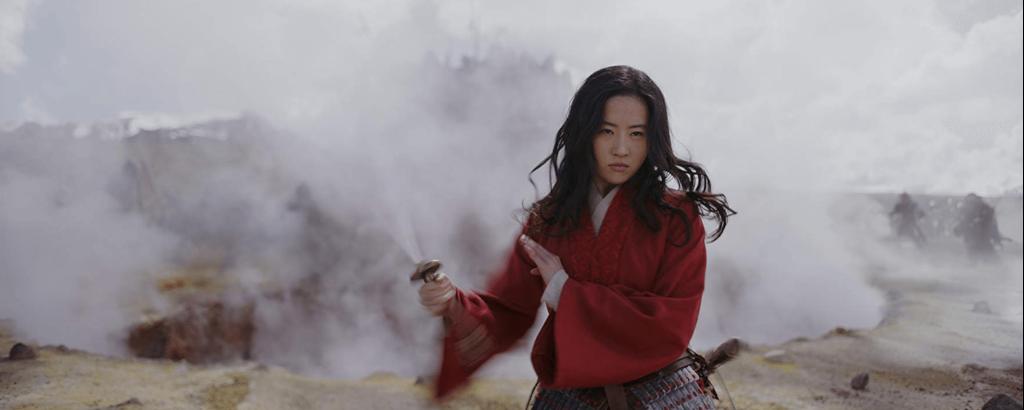 27 DE MARZO: Mulan