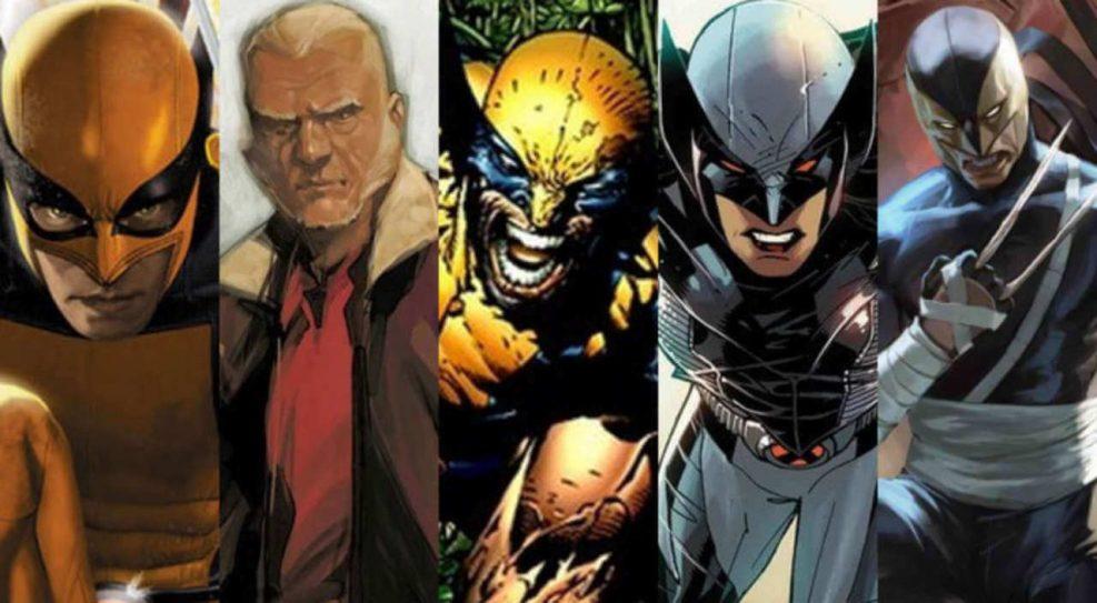 Todos los Wolverine del universo Marvel