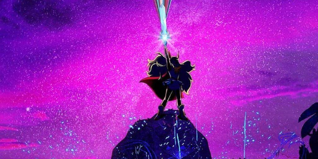She-Ra y las princesas del poder finalizará tras su quinta temporada