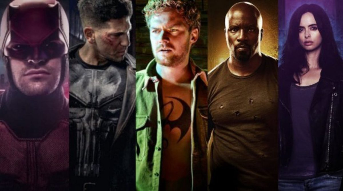 Marvel Netflix: Sus series de peor a mejor