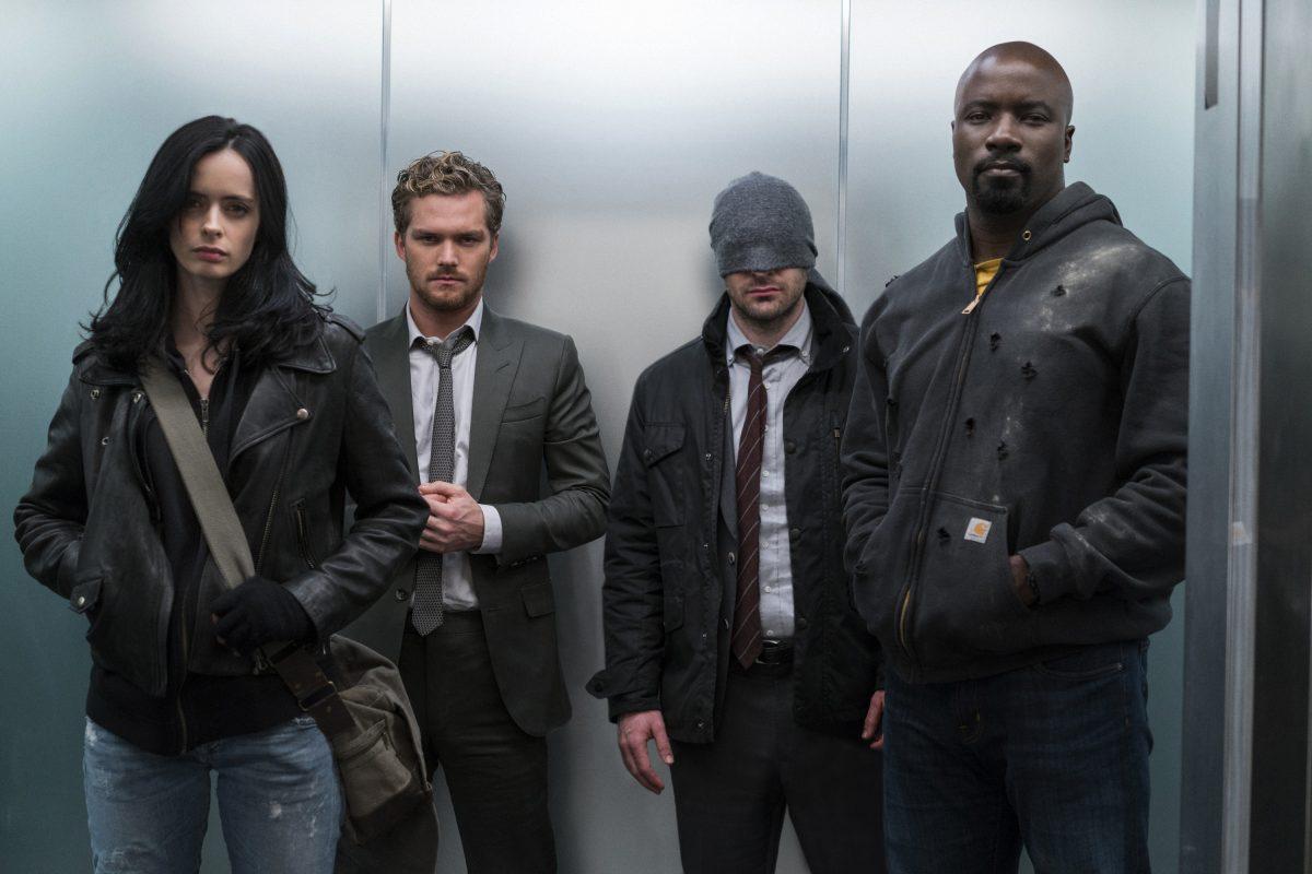 Orden series Marvel Netflix