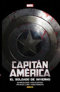 portada capitan america el soldado de invierno