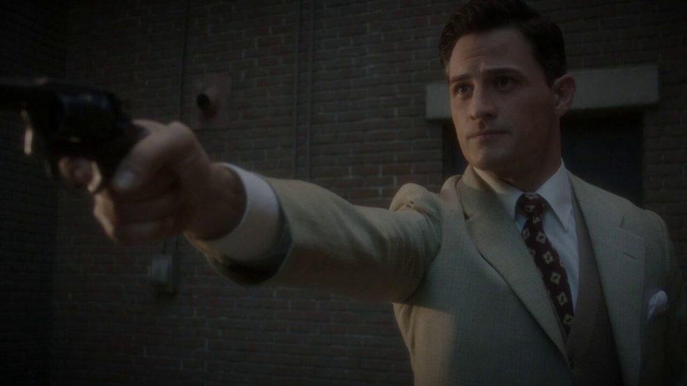 ¿Crossover entre las series Agente Carter y Agentes de Shield?