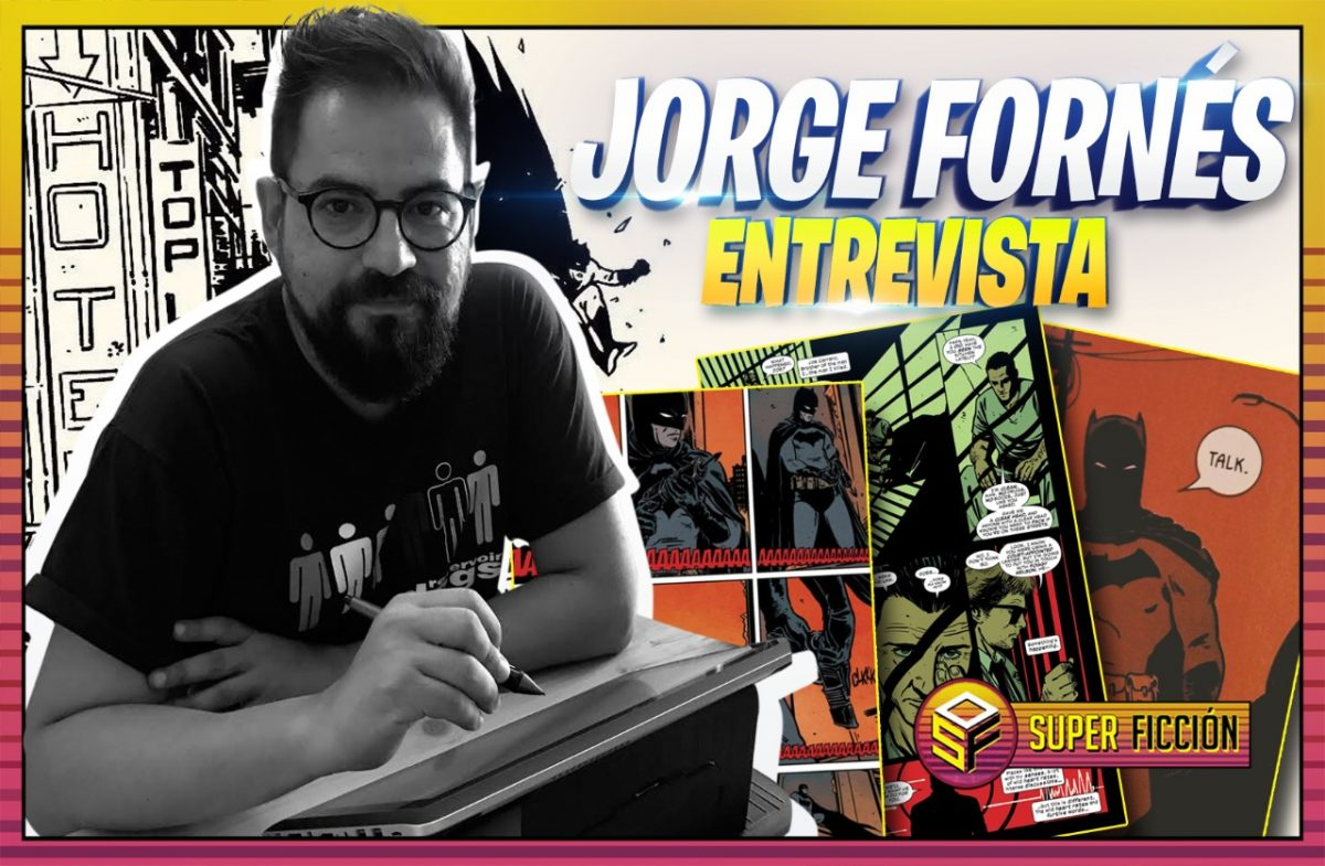 Entrevista a Jorge Fornés