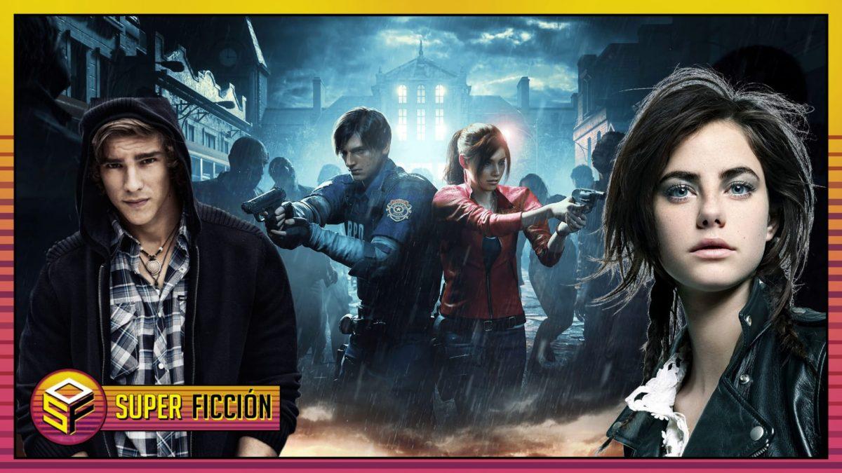 El Reboot de Resident Evil podría contar con Brenton Twhaites y Kaya Scodelario