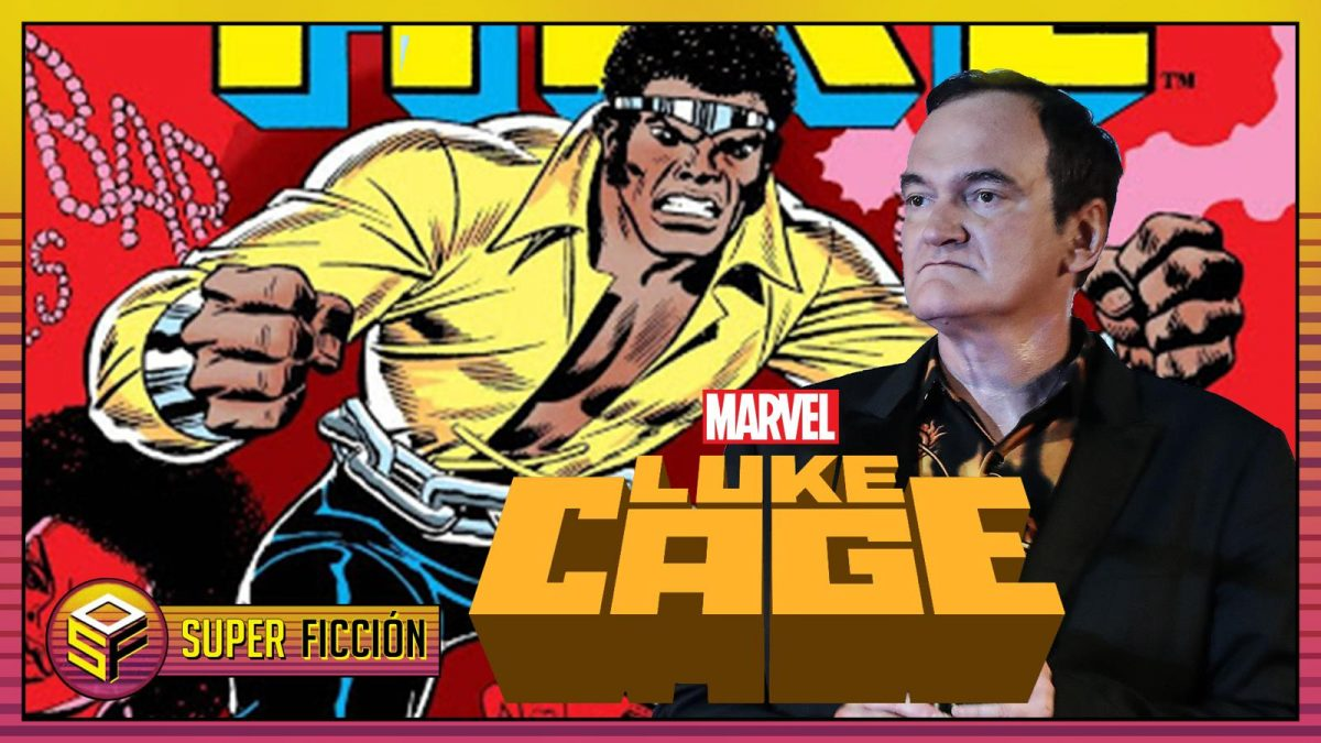 "Quentin Tarantino pudo dirigir ""Luke Cage"""