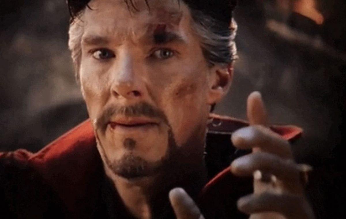 Benedict Cumberbatch Doctor Strange
