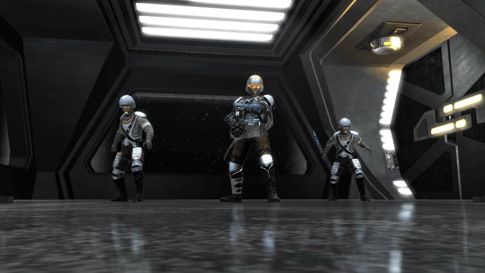 Sector Rangers