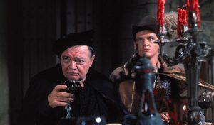 Jack Nicholson en El Cuervo