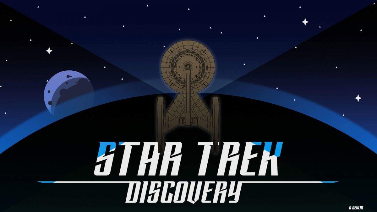 Star Trek Discovery película