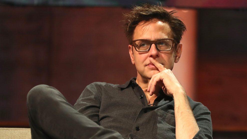 James Gunn asegura que está buscando el proyecto adecuado para volver al DCEU