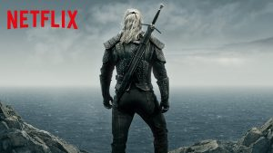 The Witcher nivellen